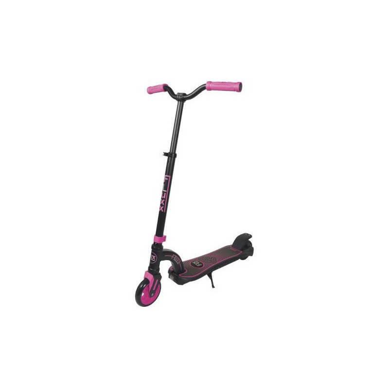 Trottinette électrique E-150 noir/rose