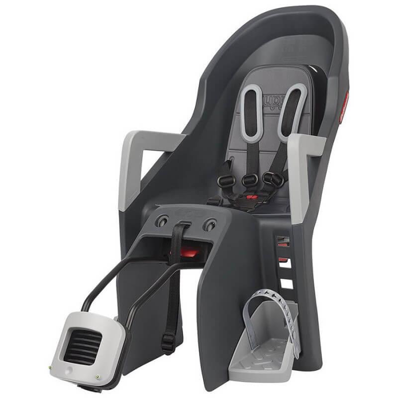 Porte bébé Guppy Maxi RS Plus fixation cadre - POLISPORT