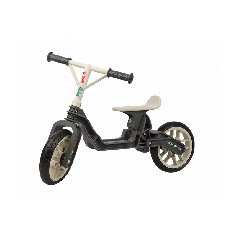 Draisienne Balance Bike Grey-Cream - POLISPORT