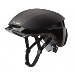 Casque vélo MESSENGER PREMIUM Black & gold