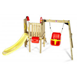 Centre de jeux Toddlers Tower Wooden