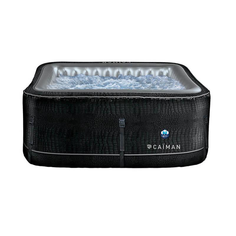 Spa Gonflable Premium Netspa Caiman 4 Places Loisir Plein Air