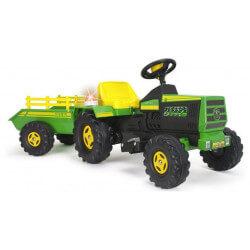 Tracteur électrique 6V